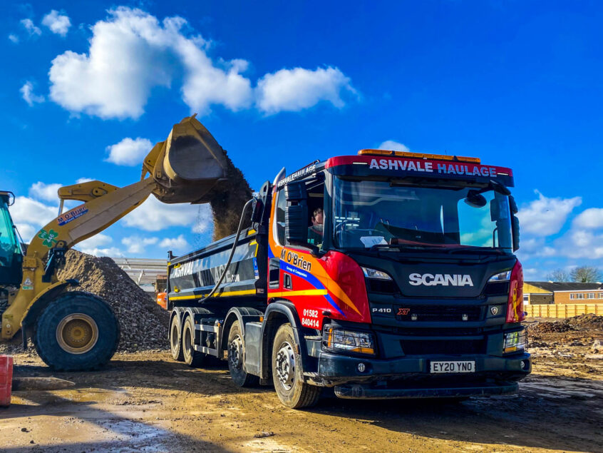 Muck away and Haulage